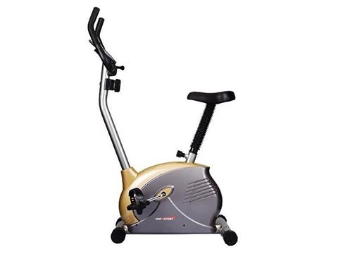 Rower magnetyczny HS-2080 Spark szampan-srebny - Hop Sport